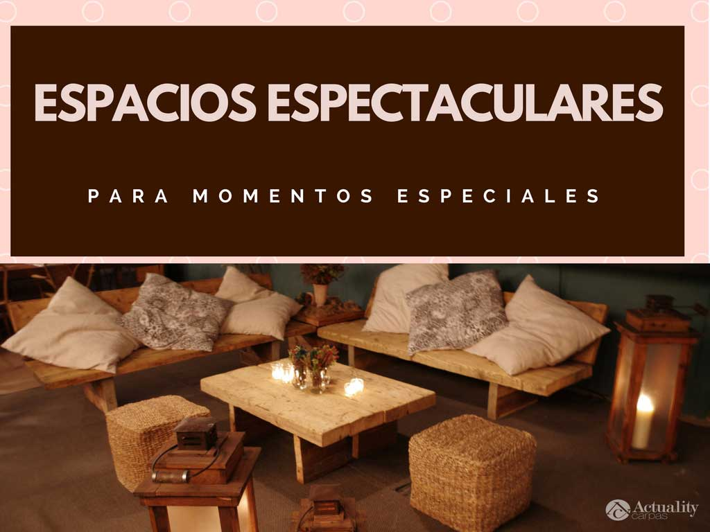 Espacios espectaculares Chill out